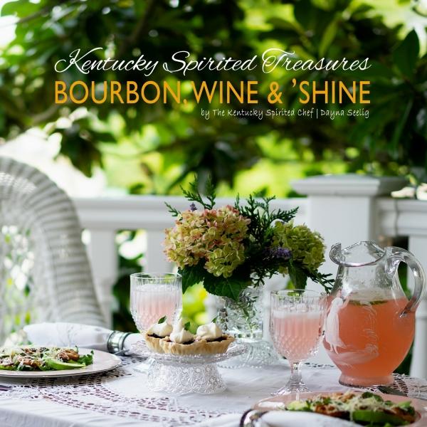 Kentucky Spirited Treasures Cover for Bowker ISBN